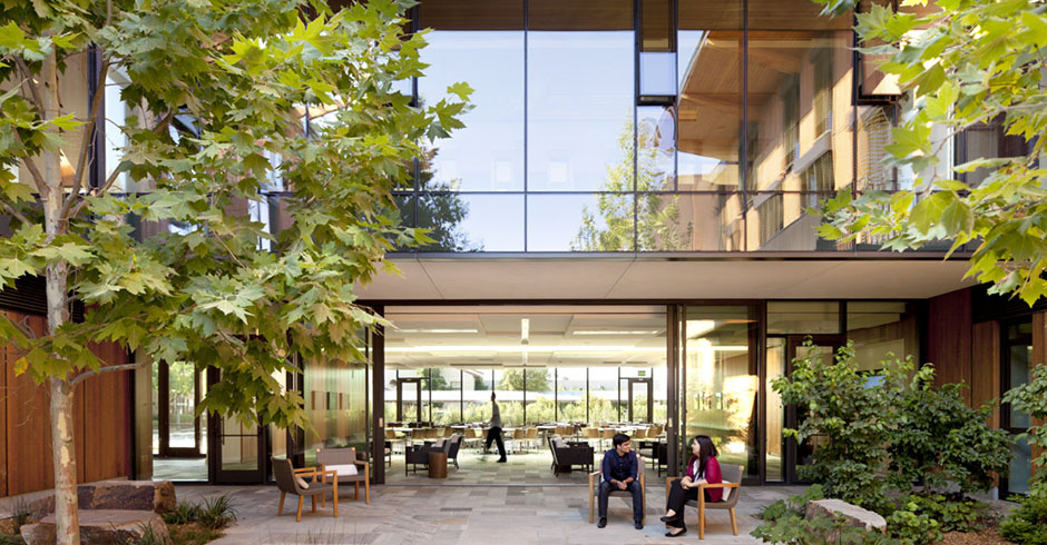 Living Buildings Challenge   Packard Foundation HQ